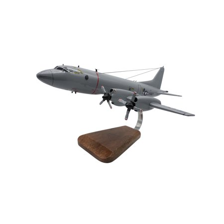Lockheed Martin P 3 Orion Mahogany Model