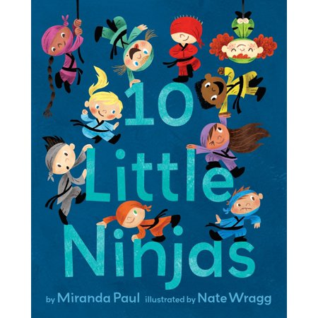 Is There A Ninja Emoji (10 Little Ninjas)