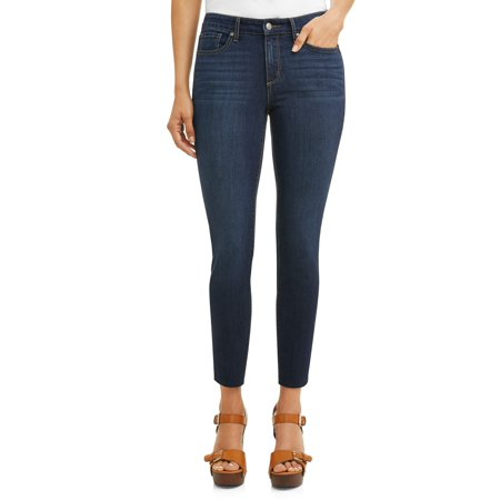 Sofia Skinny Mid Rise Stretch Ankle Jean Women