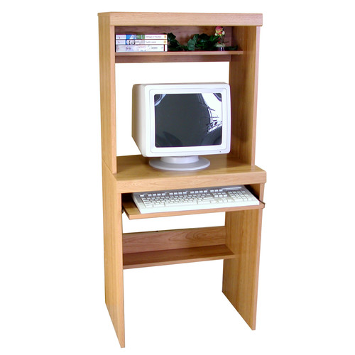 Rush Furniture Charles Harris 32'' W Computer Desk with Hutch