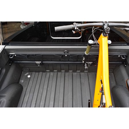 RockyMounts Ford F150 Truck Bed Track System Bike Rack