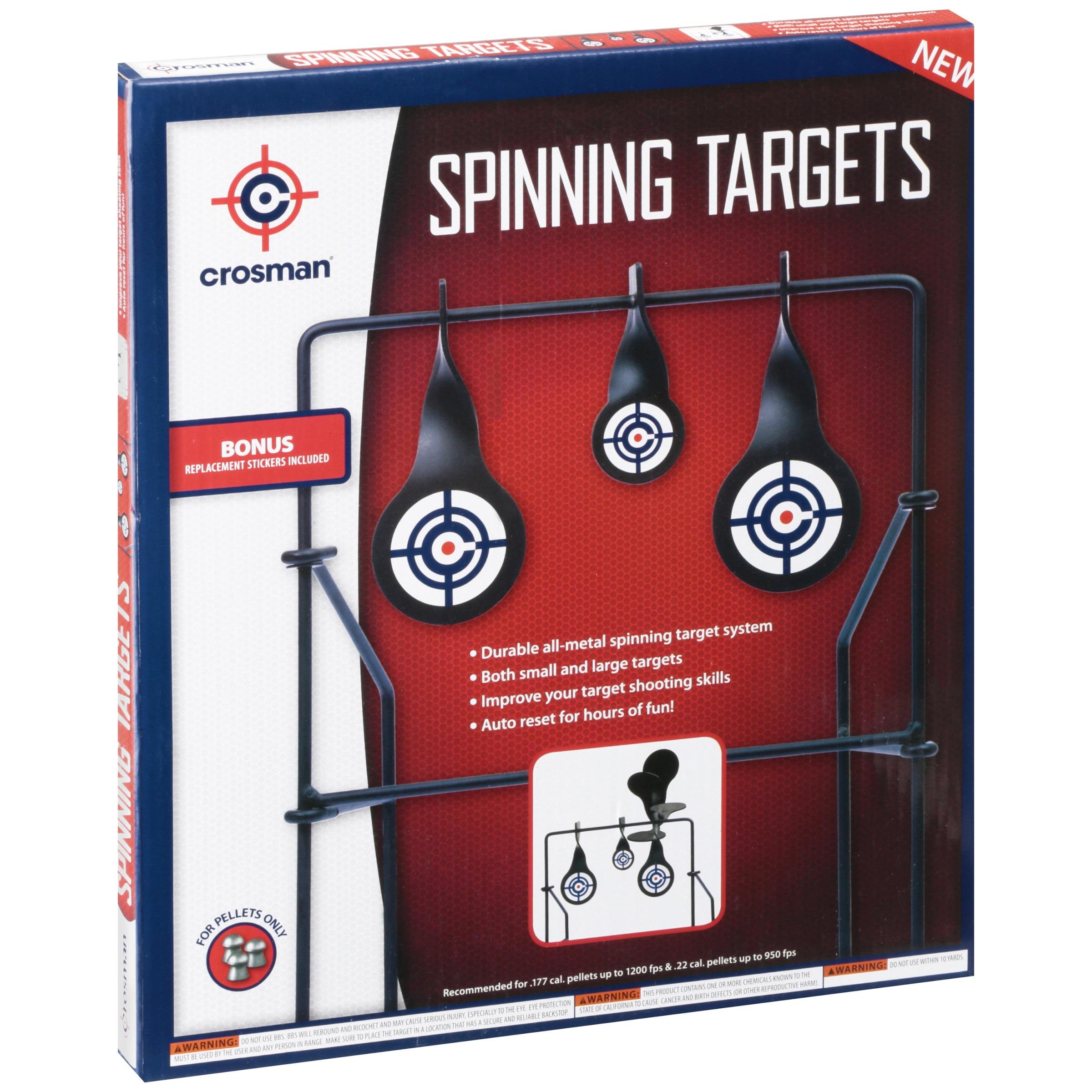 Crosman Spinning Full Metal Portable Target CSLT - Walmart.com