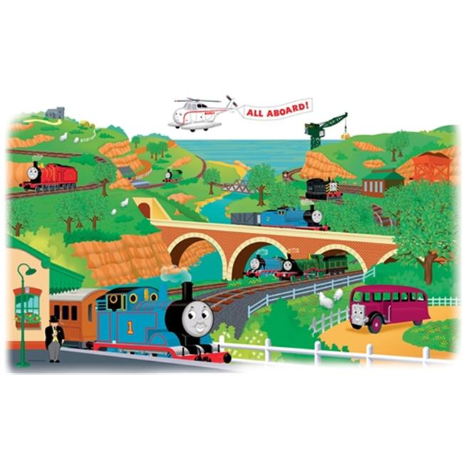 Roommate RMK1081GM Thomas and Friends Giant Wall Decal