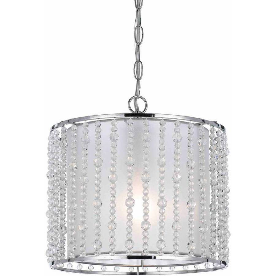 AF Lighting 8720 Pendant in Clear