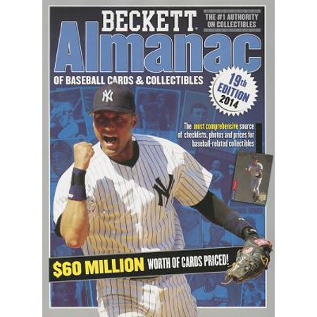 Beckett Almanac Of Baseball Cards Collectibles Walmartcom
