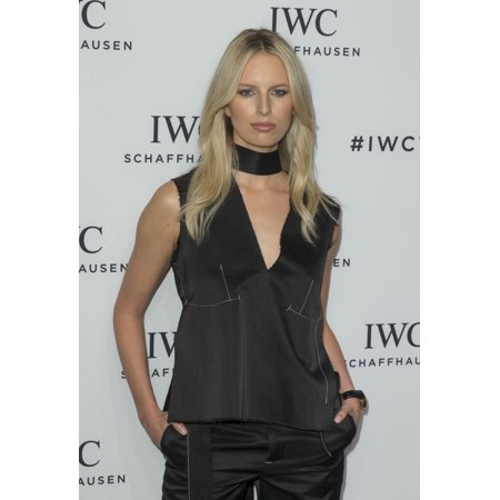 Karolina Kurkova At Arrivals For Iwc SchaffhausenS 4Th Annual For The Love Of Cinema Tribeca Film Festival Event Spring Studios New York Ny April 14 2016 Photo By Lev RadinEverett Collection Celebrity