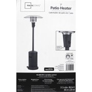 Mainstays Large Patio Heater Image 2 Of 4