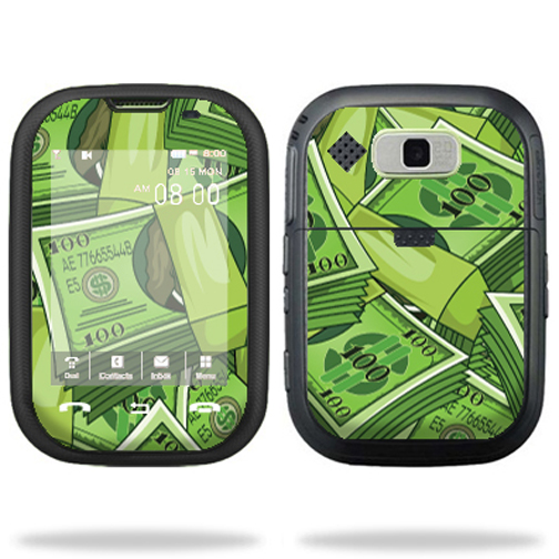 Mightyskins Protective Vinyl Skin Decal Cover for Nokia Lumia 900 4G Windows Phone AT&T Cell Phone wrap sticker skins Benjamins