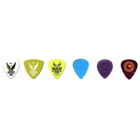 Picks VPP/6 Guitar Pick, Variety of picks By CLAYTON From USA (Guitar Pick Usa)
