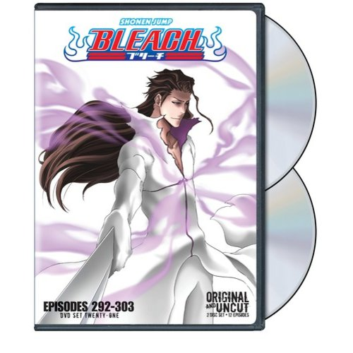 Bleach Box Set 21 (DVD) by WARNER HOME VIDEO