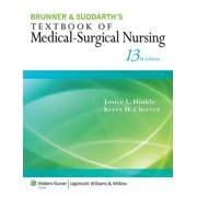 """Hinkle, Brunner & Suddarth's Textbook for Medical-Surgical One Volume and PrepU 24 Month Access Package"""