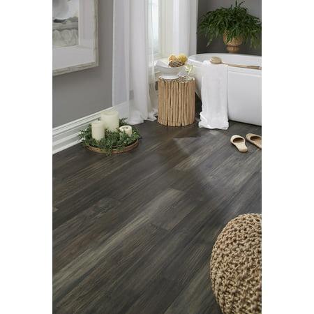 Stonewash 5 in. Wide Engineered Wood with HPDC Vinyl Rigid Core Flooring (16.68 sq. ft. - 10 pcs per