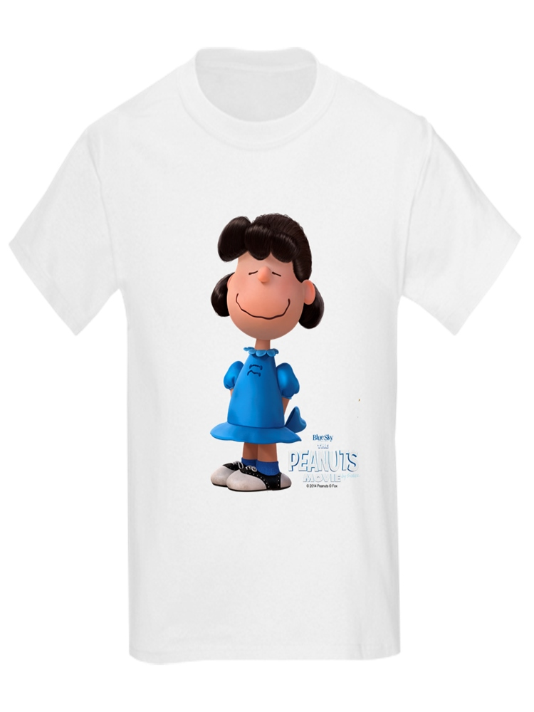 Lucy - The Peanuts Movie Kids' Light T-Shirt