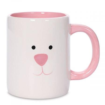 Bunny Face Easter Coffee Mug for $<!---->