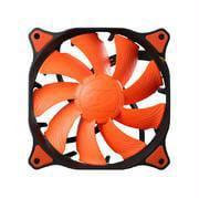 Cougar Vortex CFV14HP 140mm Hydro Dynamic Bearing PWM Case Fan (Orange) - image 1 de 1