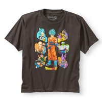 Super Dragon Ball Z Short Sleeve Character T-Shirt (Little Boys & Big Boys)