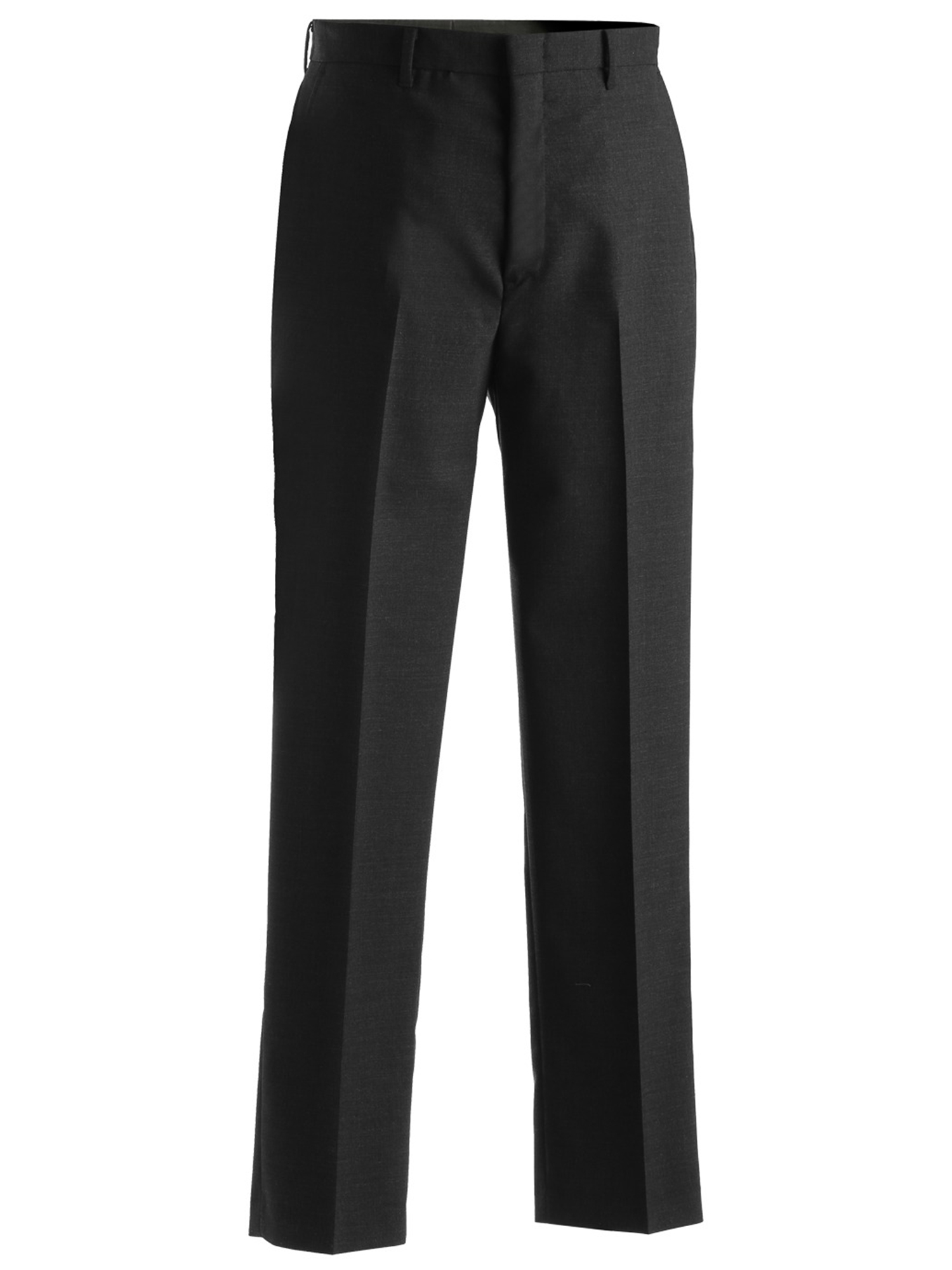 Ed Garments Men's Flat Front Classic Dress Pant, NAVY, 48 UL
