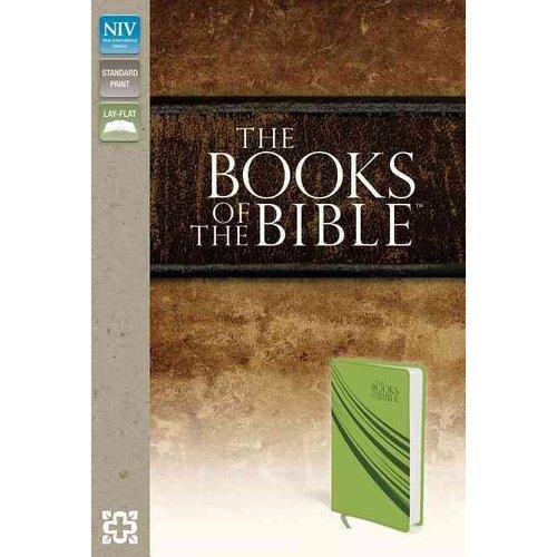The Books of the Bible: New International Version, Green, Italian Duo-Tone