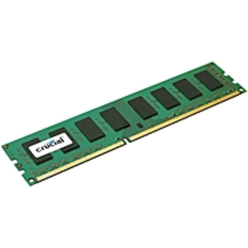 Crucial 8GB, 240-Pin DIMM, DDR3 PC3-12800 Memory Module - 8 GB (1 (Refurbished)