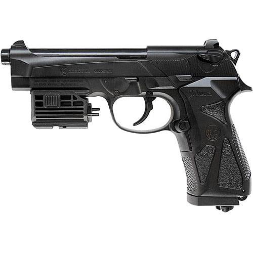 Beretta 90two .177 BB CO2 Air Pistol with Laser - Walmart.com