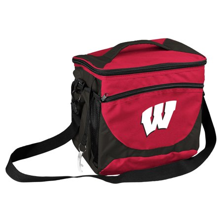 Wisconsin Badgers 24 Can (Wisconsin Badgers Tailgate Cooler)