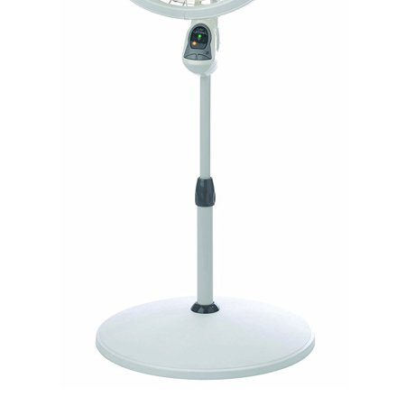 "Best Lasko 18"" Adjustable Elegance and Performance Pedestal Fan with Remote Control in White deal"