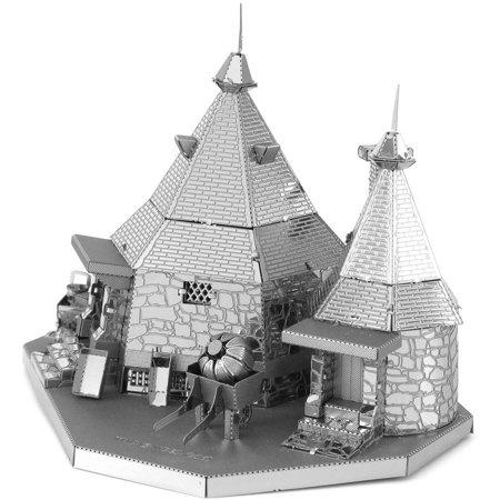 Fascinations Metal Earth 3D Metal Model Kit - Harry Potter Rubeus Hagrid Hut
