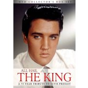 Elvis Presley All Hail The King: A 75 Year Tribute (Music DVD) by
