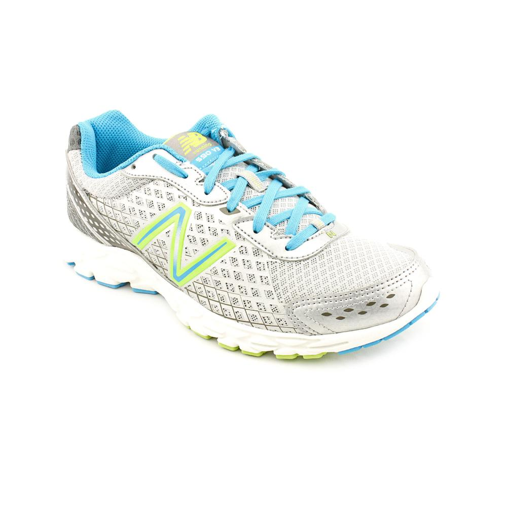 New Balance 590 D Round Toe Synthetic Fashion Sneakers by New Balance