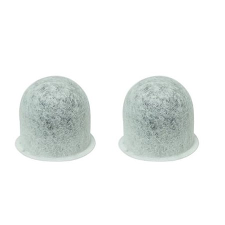 Replacement Charcoal Water Coffee Filter Cartridges for Hamilton Beach, 2 Pack