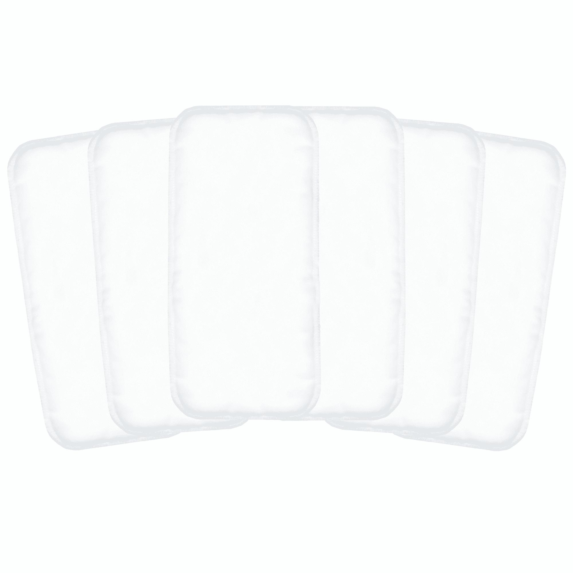 Flip Stay Dry Newborn Size Inserts 6-pack