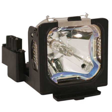 Original Osram Projector Lamp Replacement with Housing for Eiki POA-LMP37 - image 3 de 5