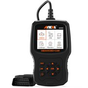Ancel AD530 OBD2 Scanner Check Engine Light Code Reader Read Clear Fault Codes Real-Time Data EVAP System O2 Sensor Monitor with Battery Voltage Tester Test OBD 2 Automotive Diagnostic Scan Tool