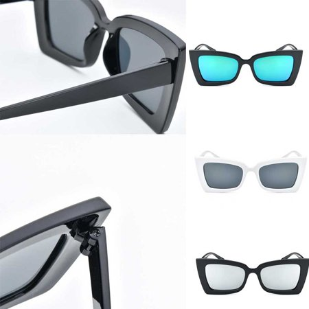 Boyijia Women Girls Sunglasses Candy Color Lens Vintage Small Frame Sun Glasses Female Lady Eyewear UV400 - image 7 de 7
