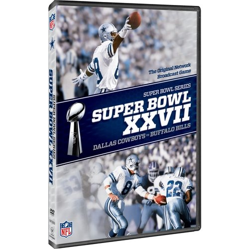NFL Super Bowl Series: Dallas Cowboys Super Bowl XXVII