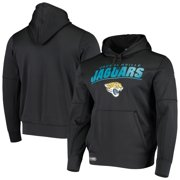 Jacksonville Jaguars New Era Combine Authentic Stated Pullover Hoodie - Black