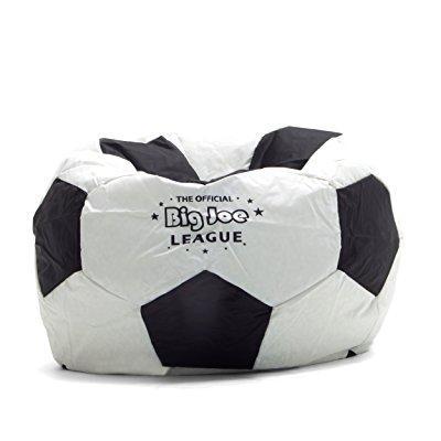 Big Joe Soccer Beanbag with Smart Max Fabric by