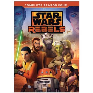 Star Wars Rebels: Complete Season Four (DVD)