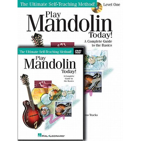 Play Mandolin Today! Level One Package