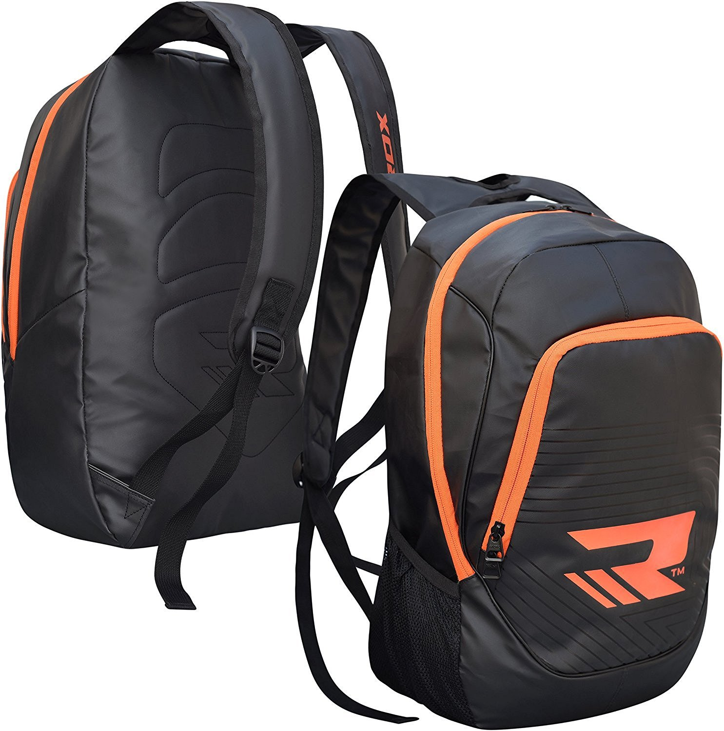 RDX GKB-R4O Sports Gym Duffel Bag Lightweight Backpack Travel