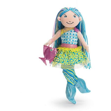 Groovy Girls Mermaid - Manhattan Toy Groovy Girls, Aqualina Mermaid Fashion Doll
