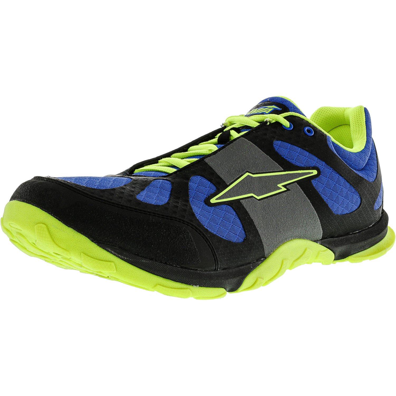 Avia Men's Avi-Maximus Black   Navy Light Green Ankle-High Running Shoe 13M by Avia