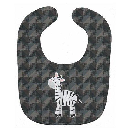 Carolines Treasures BB7026BIB Zebra Baby Bib - image 1 of 1