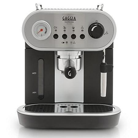 Gaggia RI852501 Carezza De Luxe Espresso Machine,