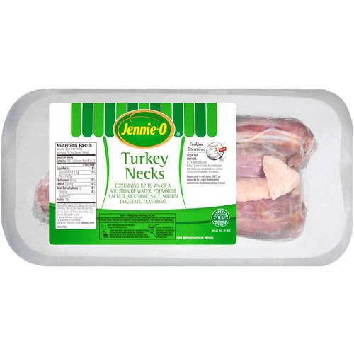 Jennie-O Turkey Necks, Fresh 1.0-2.0 lbs
