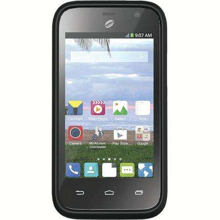 low priced 19d6e 6f084 Straight Talk Cell Phone Case ZTE Z716BL/Z717VL Cadence Black ...