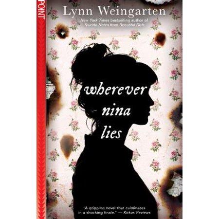 Wherever Nina Lies (Point Paperbacks) (Nina Sofa)