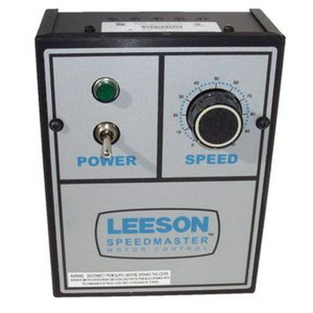 2 Hp Dc Motors (Leeson DC Motor Control # 174307 - NEMA 1 - 90/180VDC, 1/8 hp to 2)