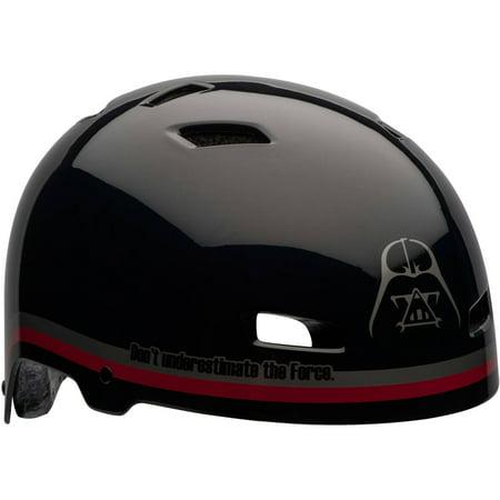 Bell Star Wars Darth Vader Multisport Adult Helmet - Darth Vader Helmet For Kids
