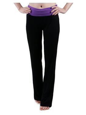 Maternity HDE Flared Yoga Pant (Activewear)